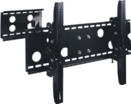 "PLB109L Universal 40-60"" TV Wall Mount Bracket Black Swivel Arms & Tilt"