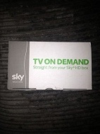 Sky Wireless Connector - TV On Demand Straight from your Sky+ HD Box