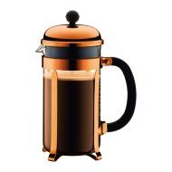 Bodum Bean French Press Coffee Maker, 8 Cup, 1.0 L, 34 oz