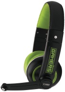 Coby CV480 jammerz Gamers Vibration Multimedia USB Headphones (Discontinued by Manufacturer)