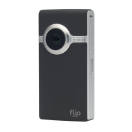 Flip Ultra HD 3rd Generation 120 minutes recording, 8GB Memory & Image Stabilisation - Black