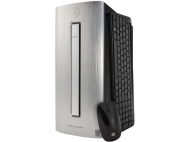 HP - ENVY Desktop - Intel Core i5 - 12GB Memory - 2TB Hard Drive - Brushed Metal 750-114