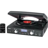 Jensen MP3/AM/FM Turntable