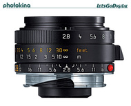 Leica ELMARIT-M 28mm F2.8 ASPH