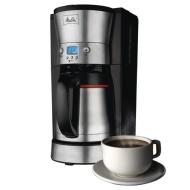 Melitta 10-Cup Thermal Coffeemaker 46894