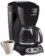 Mr. Coffee GBX25 12-Cup Coffeemaker & Grinder