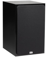 NHT SuperOne 2.1 Bookshelf Speaker (Single, Black)