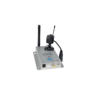 2.4GHz Wireless Surveillance Camera Kit w/1-Channel Wireless Receiver & Mini Wireless Color Camera w/Microphone