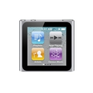 Apple iPod Nano 8GB Silver MC525QB