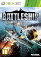 Battleship: The Video Game- Xbox 360