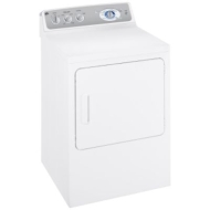 NEW GENERAL ELECTRIC DWXR463EGWW DRYER GE LARGE WHITE