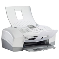Hewlett Packard All-In-One Officejet Printer, Fax, Scanner, Copier