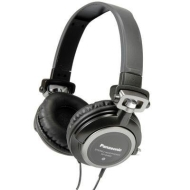 Panasonic RP-DJ600 Headphones (Black)