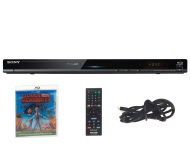 Sony BDP-BX59 1080p Upscaling 3D-Ready Blu-ray Disc DVD Player w/WiFi, HDMI & Netflix, Hulu Plus, Pandora Streaming