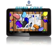 "A1CS FUSION5 ECONOMY Tablet PC - 8"" screen - Android 4.0 ICS - DUAL CAMERA - SLIM -5 POINT TOUCH SCREEN - SUPPORTS IPLAYER"