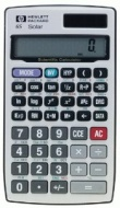 Hewlett Packard HP6SSLR Solar Scientific Calculator