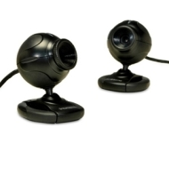 SDI Technologies MyLife IH-W305DB My Home Your Home Webcam - Black (Black - CMOS - USB)