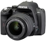 Pentax 12.4MP Digital SLR Camera with 1855mm Lens