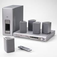 RCA DVD/CD Digital Home Theater System - RTD155
