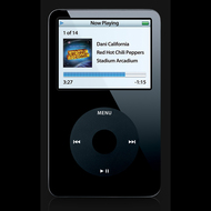 Apple iPod classic (5th Gen)