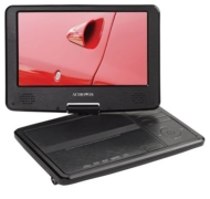 Audiovox DS7521PK Portable Dvd Player 7In Swivel Screen