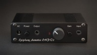 Epiphany Acoustics EHP-O2D Headphone Amplifier w/ in built 24 bit DAC