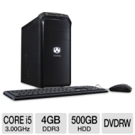 Gateway DX4860 Intel i5 2320, 4GB DDR3, 500GB HD