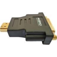 HDMI Male to DVI Female Gold-Plated Adapter Convertor - AKORD