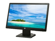 HP W2072a (20 inch) LED Backlit LCD Monitor 600:1 200cd/m2 1600x900 5ms DVI-D