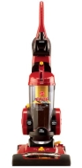 Hoover Elite Rewind Upright Bagless U5507900 - Vacuum cleaner - imperial red