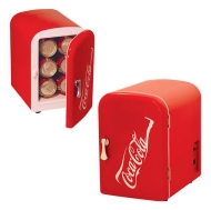 Koolatron - Coca Cola Personal Compact Beverage Cooler - Red