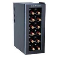 SPT WC-1271 Slim 12-Bottle Wine Refrigerator WC1271