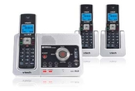 Vtech® LD6125-3 DECT 6.0GHz 3-Handset Cordless Phone System