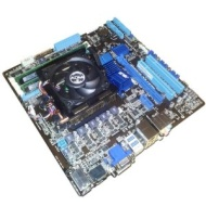 AMD FX-8320 Eight-Core 3.5GHz AM3+ Processor/Gigabyte AMD AM3+ Motherb