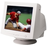 "Envision 17"" EN-780 Pure Flat Hi-Resolution Color Monitor"