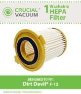 F12 Vision Vacuum Allergen Filter