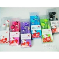 Hello Kitty PINK Earphones