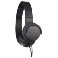 JVC Victor Head-band Portable Headphones | HA-S500-Z Gunmetallic (Japanese Import)