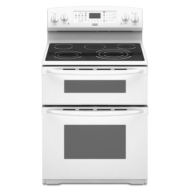 Elite 30 in. Electric Double Oven Freestanding Range