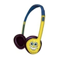 Little Star SSH Sponge Bob Square Pants Headphones