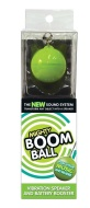 Mighty Boom Ball Bright Lime, Transform any object into a speaker!
