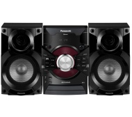 PANASONIC SC-AKX18E-K Wireless Megasound Hi-Fi System - Black