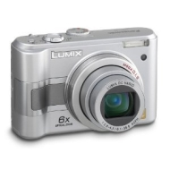 Panasonic Lumix DMC-LZ5S 6MP Digital Camera w/ 6x Image Stabilized Zoom, 2.5-inch LCD display