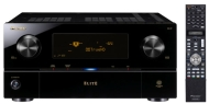 Elite SC-27 A/V Receiver (980W - Dolby TrueHD, Dolby Digital Plus, Dolby Pro Logic IIx, Dolby Digital EX, DTS HD, DTS-ES, DTS 96/24, DTS 5.1, DTS Neo: