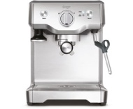 Sage By Heston Blumenthal The Duo Temp Pro BES810BSSUK Espresso Coffee Machine - Stainless Steel
