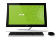 "Aspire All-in-One Computer - Intel Core i3 i3-3110M 2.40 GHz - Desktop (23"" Touchscreen Full HD Display - 8 GB RAM - 1 TB HDD - DVD-Writer - Wi-Fi - B"