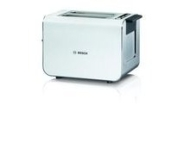 Bosch TAT8611GB Styline Collection White 2-slice Toaster