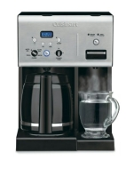 CONAIR-CUSINART 12-CUP COFFEEMAKER W/ HOT WATER