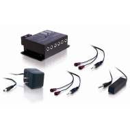 C2G - Remote control repeater kit - black