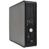Dell Optiplex GX Desktop Tower PC - Intel Pentium D (Dual Core) Fast Series Processor - 2GB Ram - 300-320GB Hard Drive - DVD-ROM - WINDOWS XP PRO SP3